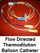 Thermodilution Catheter